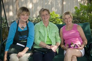 Quail Valley Garden Club: Backyard Garden Tour