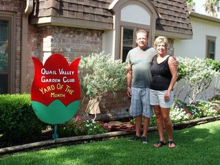 July 2011 Yard of Month