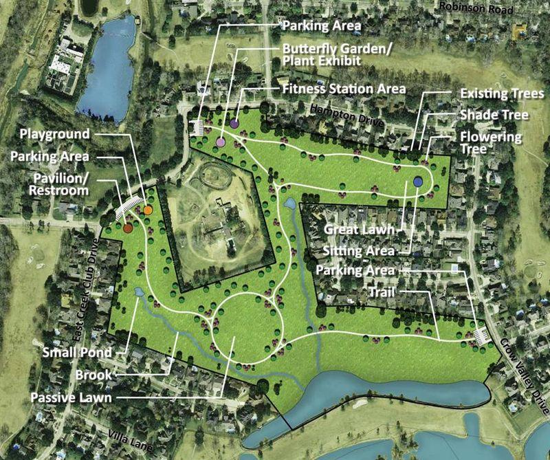 MacNaughton Park Concept Plan