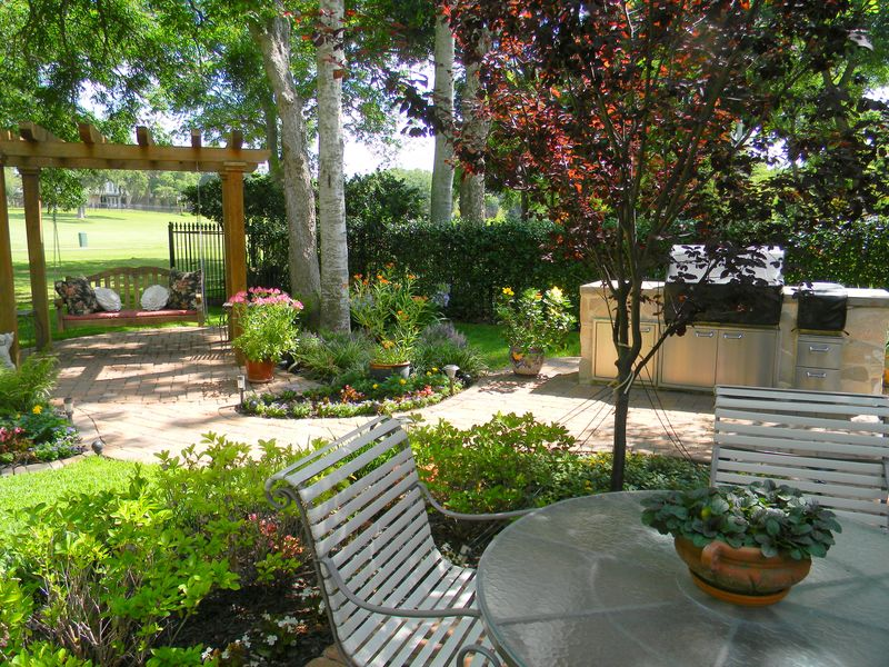 landscaping landscaping ideas for backyard quail pens
