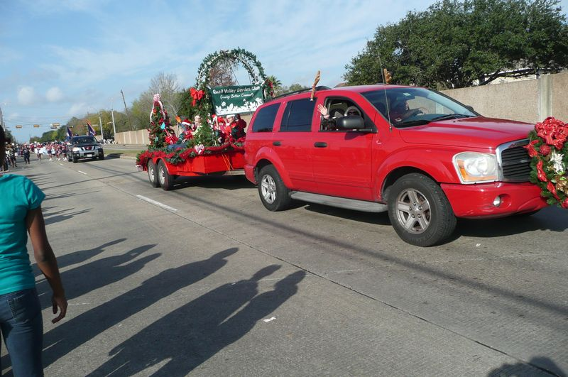 Float Rudolph PMC